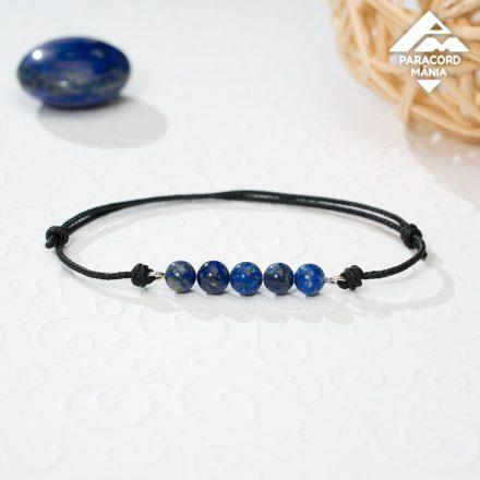 Lápisz lazuli - Minerva ásvány karkötő